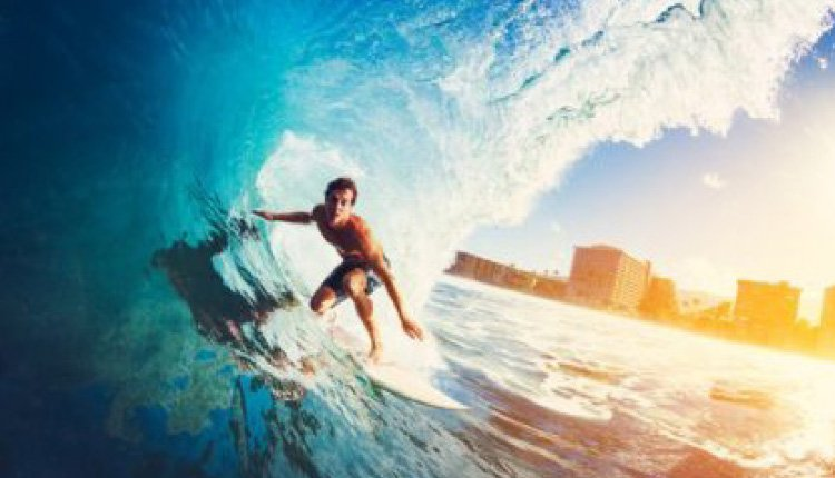 Passeio - Surf nas praias cariocas