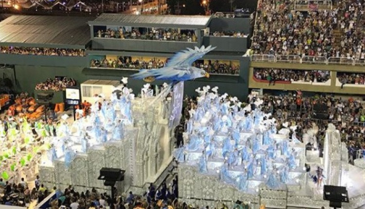 Passeio - Carnaval no Rio