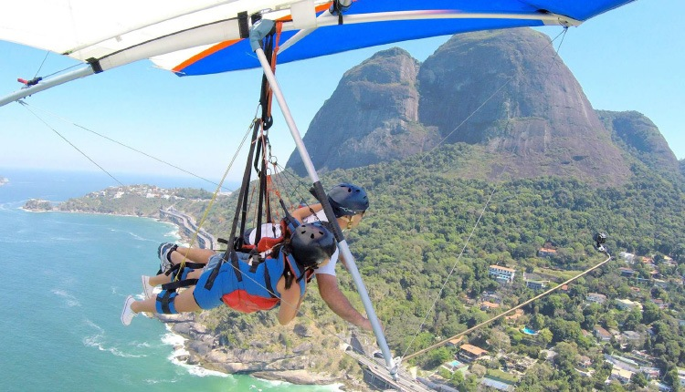 Hang Gliding Expedition