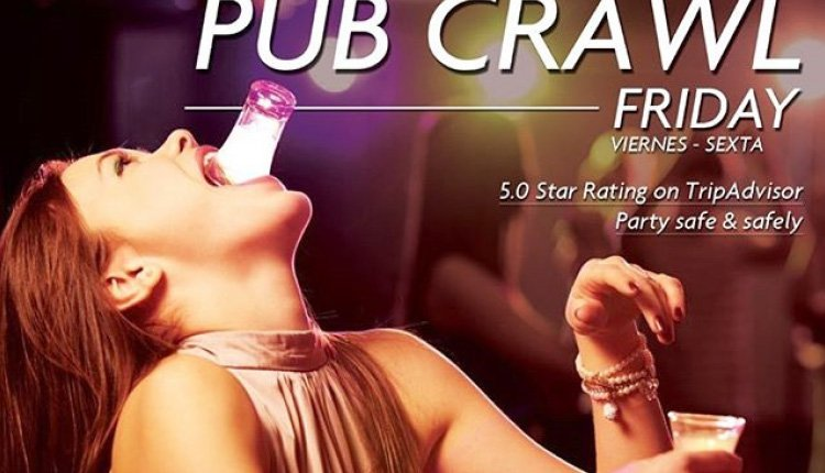 Passeio - Pirate Crawl - Pub Crawl